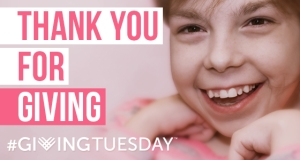 Giving Tuesday thank you image